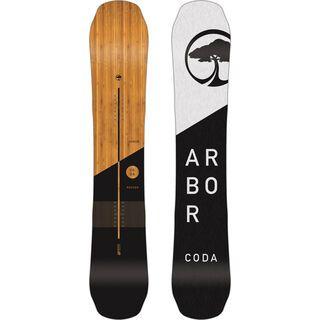 Arbor Coda Rocker Mid Wide 2019 - Snowboard
