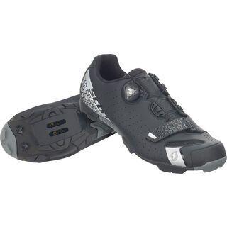 Scott MTB Comp Boa Shoe, matt black/silver - Radschuhe