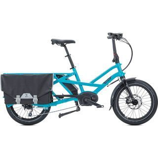 Tern GSD S10 Lastenrad 2019, gloss beetle blue - E-Bike