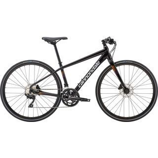 Cannondale Quick Disc Women's 1 2019, black pearl - Fitnessbike