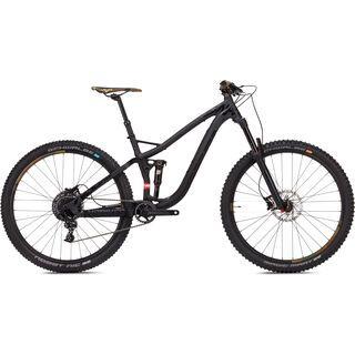 NS Bikes Snabb 150 Plus 2 2018, black - Mountainbike