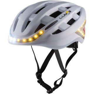 Lumos Kickstart Helmet (refreshed), pearl white - Fahrradhelm