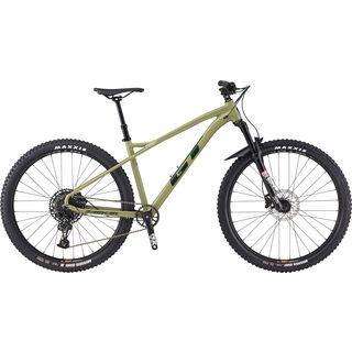 GT Zaskar LT Al Expert moss green 2021
