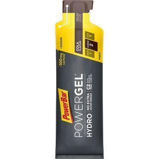 PowerBar PowerGel Hydro - Cola (mit Koffein) - Energie Gel