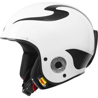 Sweet Protection Rooster Discesa RS MIPS, gloss white - Skihelm