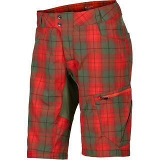 Vaude Men's Craggy Pants II, cedar wood - Radhose