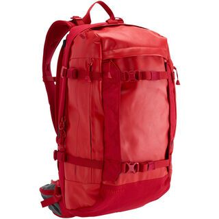 Burton Riders Pack, Real Red Tarp - Rucksack