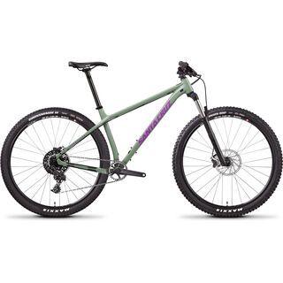 Santa Cruz Chameleon D 29 2018, olive/violet - Mountainbike