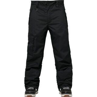 686 Authentic Standard Pant, Black - Snowboardhose