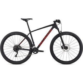 Specialized Chisel Comp 2018, black/red - Mountainbike
