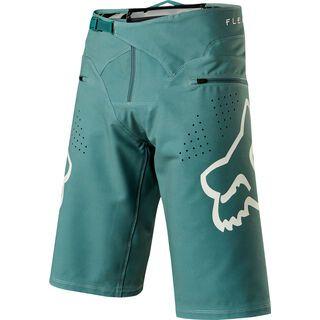 Fox Flexair Short, green/black - Radhose