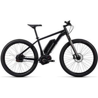 Cube *** 2. Wahl *** SUV Hybrid Race 500 27.5   Größe 18 Zoll 2016, black´n´grey - E-Bike