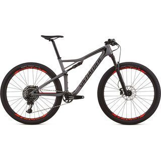 Specialized Epic Expert 2018, charcoal/black/red - Mountainbike