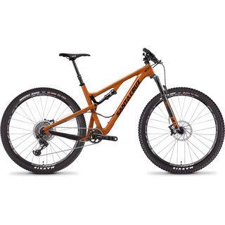 Santa Cruz Tallboy CC X01 29 2018, rust/black - Mountainbike