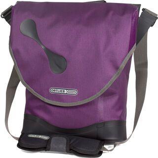 Ortlieb City-Biker QL2.1, violett - Fahrradtasche