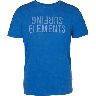ION Tee SS Surfing Elements, turkish blue - T-Shirt