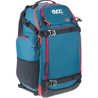 Evoc Zip-On ABS CP 26l, petrol - ABS Zip-On