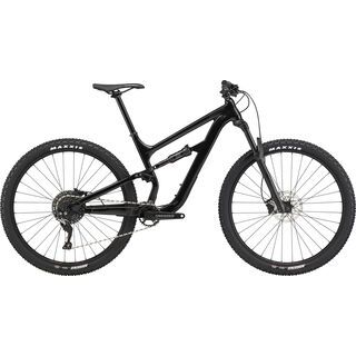 Cannondale Habit 6 2020, black - Mountainbike