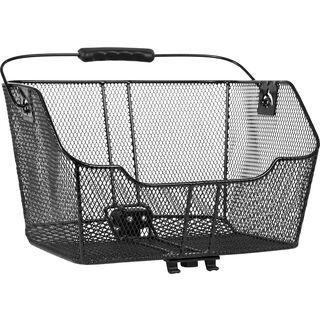 Cube RFR Korb Klick&Go, black - Fahrradkorb
