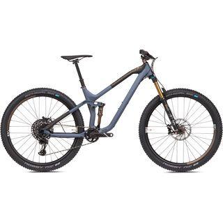 NS Bikes Define 130 1 2019, steelblue - Mountainbike