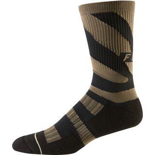 Fox 8 Trail Cushion Sock, dirt - Radsocken