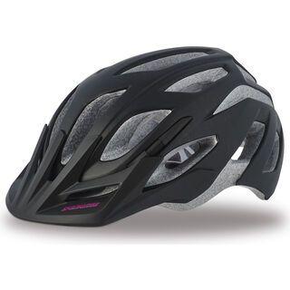 Specialized Women's Andorra, black/pink - Fahrradhelm