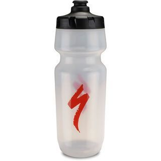 Specialized Big Mouth 0,7 L - S-Logo, translucent - Trinkflasche