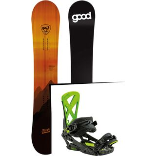 Set: goodboards Flash 2017 + Nitro Phantom (1691282S)