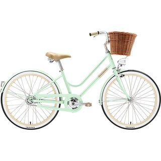 Creme Cycles Mini Molly 24 2017, pistachio - Kinderfahrrad