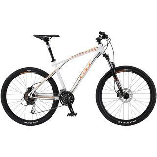 GT Avalanche 3.0 2013, Pearl White - Mountainbike