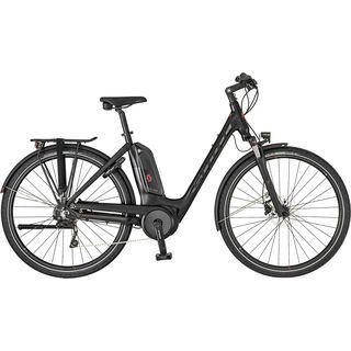 Scott Sub Tour eRide 10 Unisex 2019, black - E-Bike
