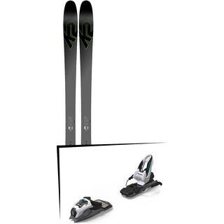 Set: K2 SKI Pinnacle 95Ti 2019 + Marker Free 8 black/white