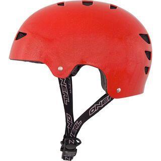 ONeal Dirt Lid Fidlock ProFit Helmet Metalflake, red - Fahrradhelm