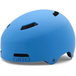 Giro Quarter, matte blue - Fahrradhelm