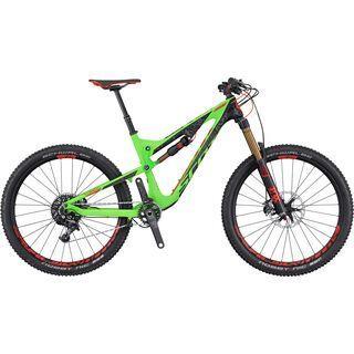 Scott Genius LT 700 Tuned 2016, green/black/red - Mountainbike