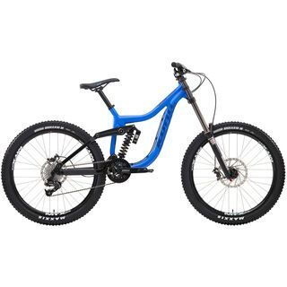 Kona Park Operator 2014, matt blue/black - Mountainbike