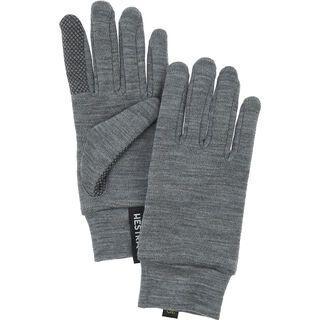 Hestra Merino Touch Point 5 Finger grey