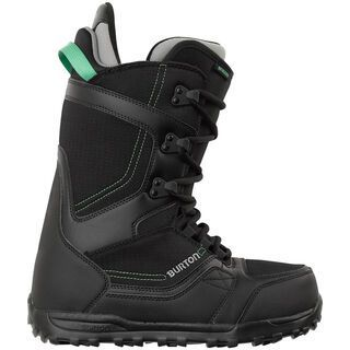 Burton Invader, Black/Gray - Snowboardschuhe