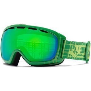 Giro Basis, Green Motherboard/Loden Green - Skibrille