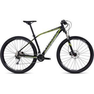 Specialized Rockhopper Expert 29 2016, black/hyper/white - Mountainbike