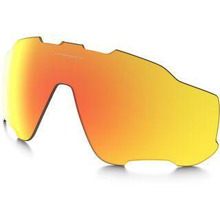 Oakley Jawbreaker Replacement Lens, fire iridium polarized - Wechselscheibe