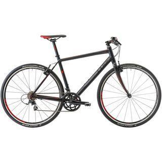 Cube SL Road Pro 2014, black/grey/red - Fitnessbike