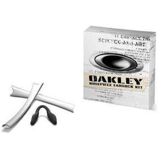 Oakley Radar Earsocks & Nosepieces, White - Ersatzteile