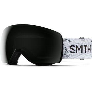 Smith Skyline XL, adam haynes/Lens: cp sun black - Skibrille