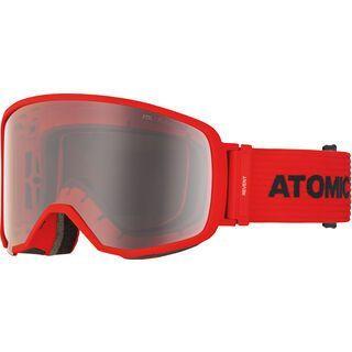 Atomic Revent L FDL, red/Lens: silver flash - Skibrille