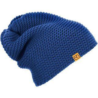 Ortovox Heavy Gauge Beanie, strong blue - Mütze