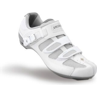 Specialized Women's Torch, White/Silver - Radschuhe