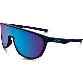 Oakley Trillbe, matte translucent blue/Lens: sapphire iridium - Sonnenbrille