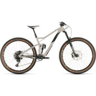 *** 2. Wahl *** Cube Stereo 150 C:62 Race 29 2020, grey´n´carbon - Mountainbike   Größe 20 Zoll