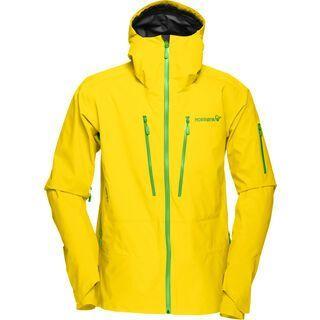 Norrona Lofoten Gore-Tex Pro Jacket, mellow yellow - Skijacke